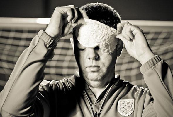 David Clarke: disability footballlegend