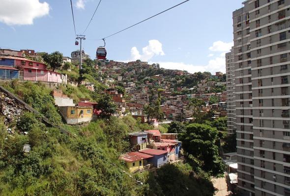 Venezuela: power from the groundup