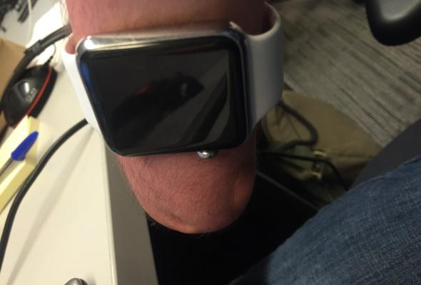 Apple Watch brings phone freedom