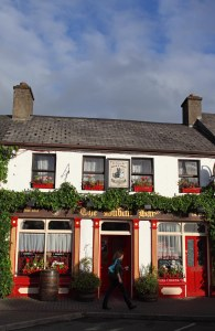 Pub at Oldcastle by Marion Bull