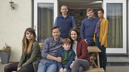TV review: The A Word, BBC1 and BBCiPlayer