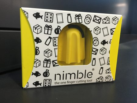Product review: Nimble, the thimble that's simple