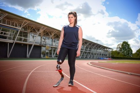 Paralympics Head to Head – Julie Rogers