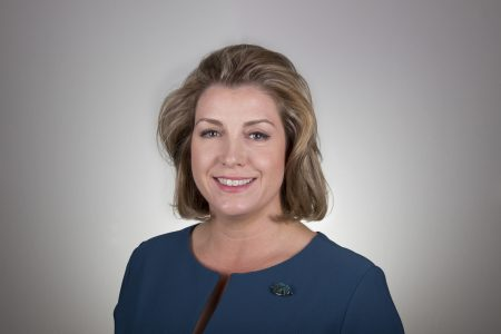 It's wait and see as Mordaunt beds in asminister