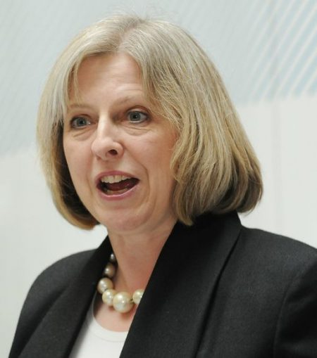 Who may benefit from May's benefitrethink?